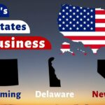 America's top 3 states for business