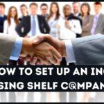 How to set up an Inc. using Shelf Company