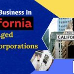 How to start a business in the state of California using aged shelf corporations